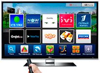 установка smart tv  в Химки